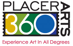 Placer Arts 360 logo